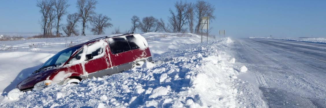 Stay Safe Out There: Assembling Your Vehicle's Winter Emergency Kit