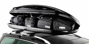 Cargo u0026 Luggage Racks  sc 1 st  Rack Attack & Cargo u0026 Luggage Racks: Boxes Baskets Bags