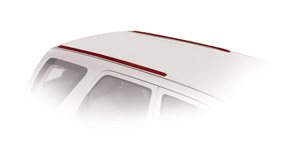 Permanent Custom Mount Roof Rack Systems