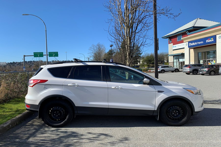 Ford Escape Other Products installation