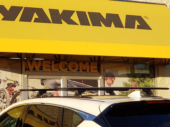 Acura Rdx Rack Installation Photos