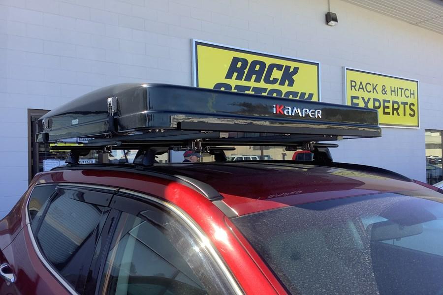 Hyundai Santa Fe / Santa Fe Sport Rack Installation Photos