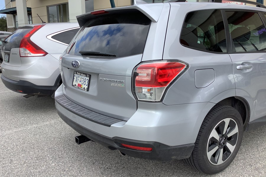 Subaru Forester Other Products installation
