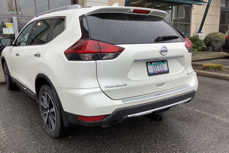 Nissan Rogue Other Products installation