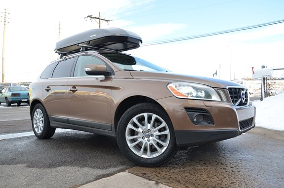 rack solid racks roof rails superstore volvo on suv with