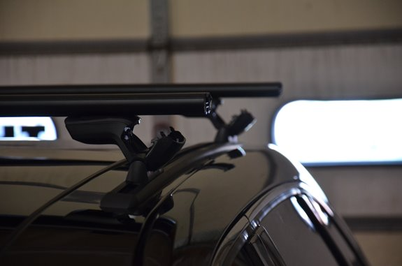 Ford Edge Edge Sport Rack Installation Photos