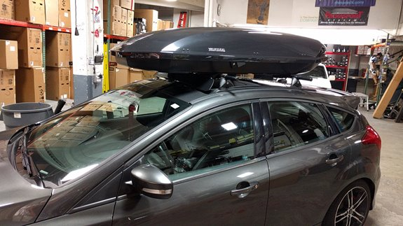 Fiesta St Roof Racks 12 300 About Roof