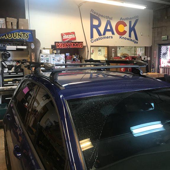 Rack Attack Denver Store Information