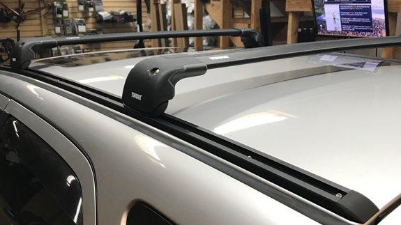 Dodge Magnum Rack Installation Photos