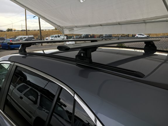 Ski Roof Rack >> Acura RDX Rack Installation Photos