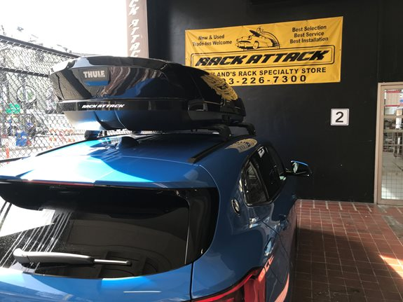 Bmw X2 Rack Installation Photos