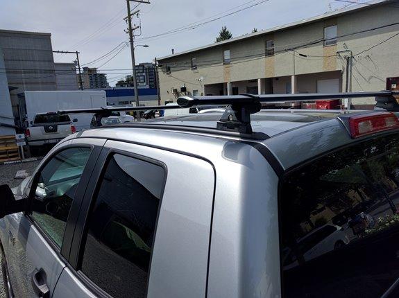 Toyota Ta Yakima Roof Rack Toyota Landcruiser Prado