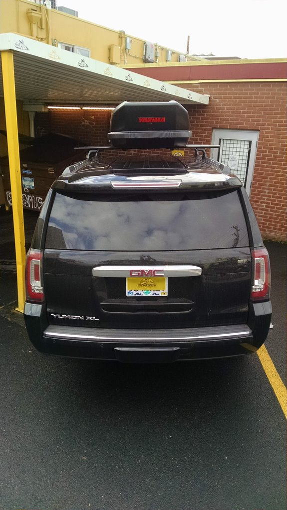 Gmc Yukon Xl Denali Rack Installation Photos