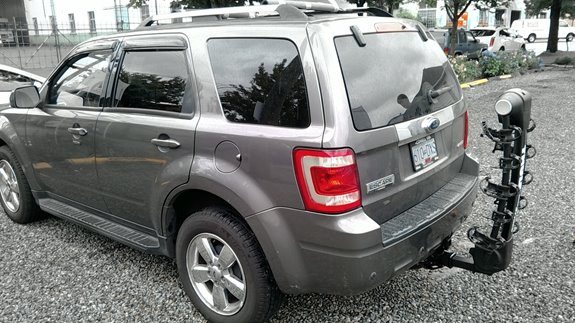 Ford Escape Roof Rack >> Ford Escape Rack Installation Photos