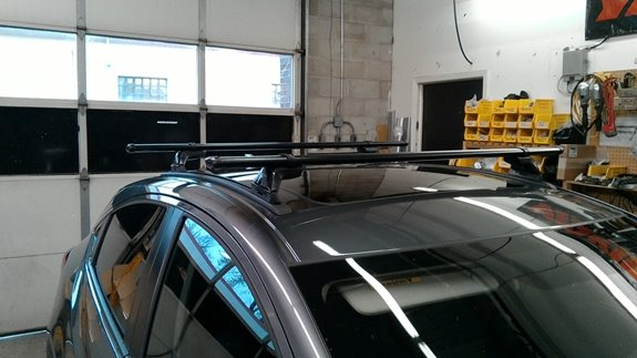 Honda Hr V Rack Installation Photos
