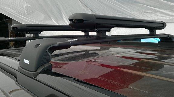 Ford Explorer Roof Rack >> Ford Explorer Sport Rack Installation Photos