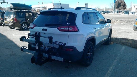 Jeep Cherokee / Wagoneer Rack Installation Photos