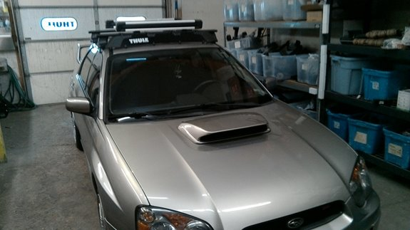 Subaru Impreza Wrx Sti 4dr Rack Installation Photos