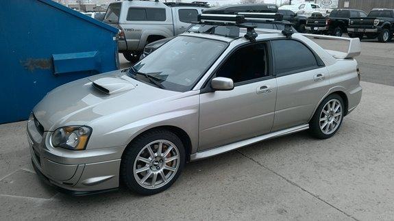 Subaru Roof Racks