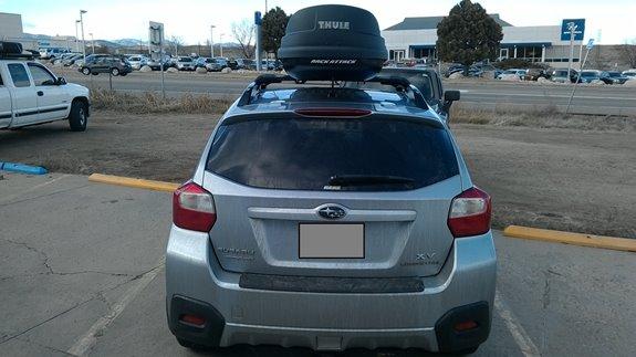 Subaru Xv Crosstrek Rack Installation Photos
