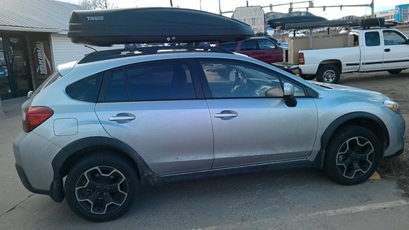 Subaru Xv Crosstrek Rack Installation Photos