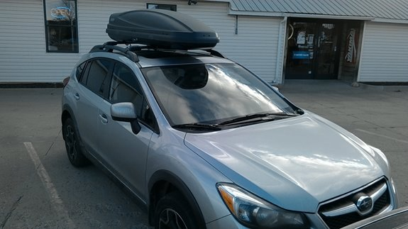 Subaru Crosstrek Roof Rack >> Subaru XV Crosstrek Rack Installation Photos