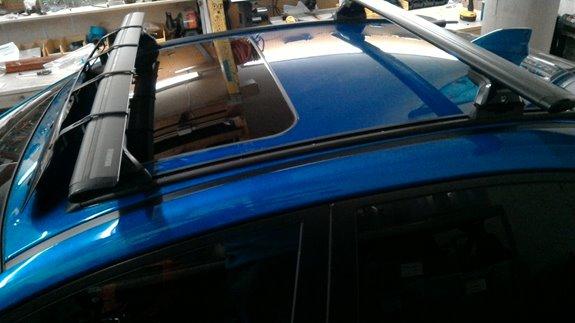 Subaru Impreza Wrx Sti 4dr Rack Installation Photos