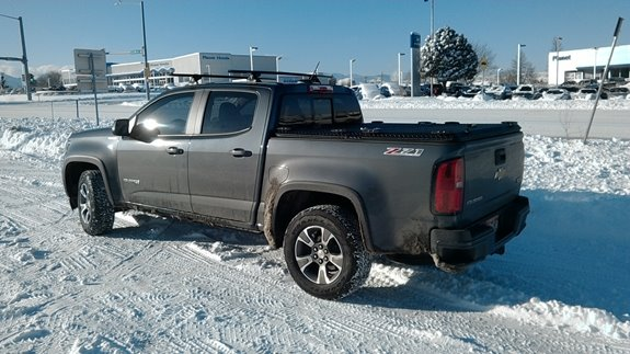 2016 Gmc Canyon Roof Rack 12 300 About Roof