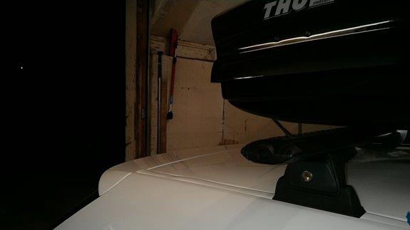 Lexus Rx300 Rack Installation Photos