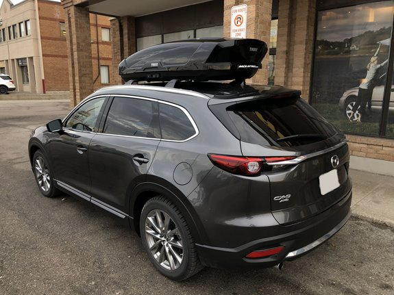 Mazda Cx 9 Rack Installation Photos