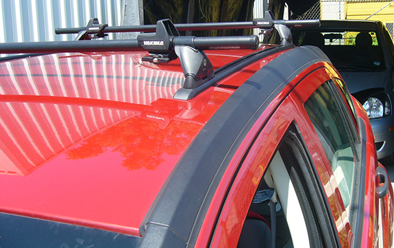 Dodge Caliber Roof Rack Guide Amp Photo Gallery