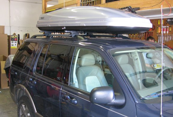 Ford explorer 4dr rack installation photos sciox Image collections