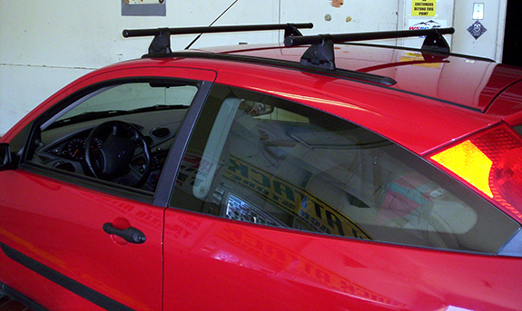 Ford Zx3 Roof Rack