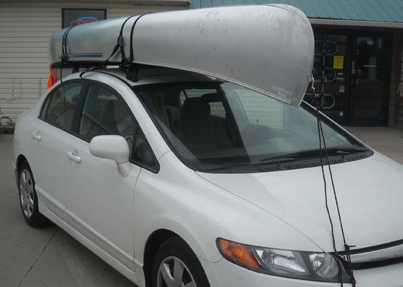 Honda Civic Civic Hybrid 4dr Rack Installation Photos