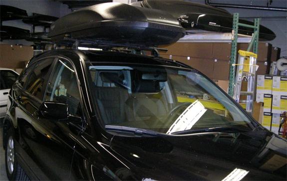 Honda Cr V Rack Installation Photos