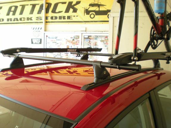 Honda Fit Fit Sport Rack Installation Photos