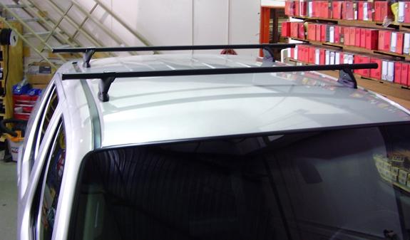 Honda Ridgeline Rack Installation Photos