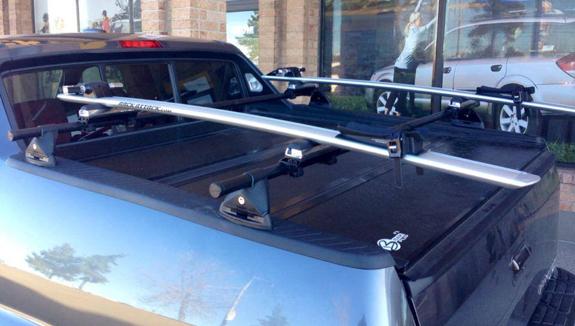 Honda Ridgeline Truck Bed Rack