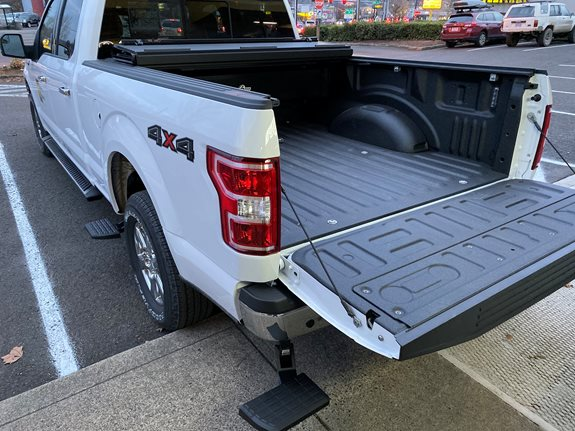 Ford F 150 Pickup 4dr SuperCrew Other Products installation