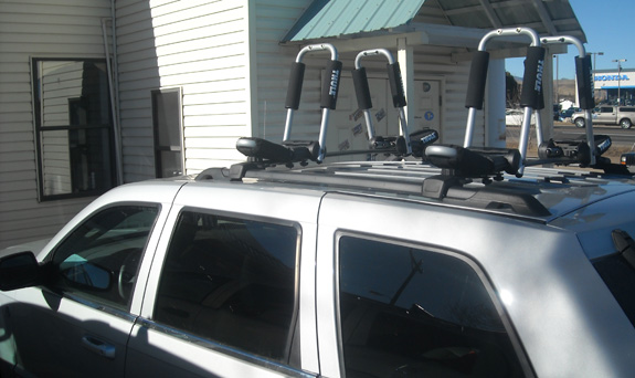 Jeep Grand Cherokee Roof Rack Guide Amp Photo Gallery
