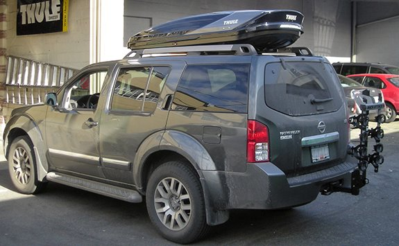 Nissan Pathfinder Overland >> Nissan Pathfinder 4dr Rack Installation Photos