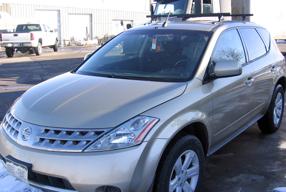 Nissan Murano Roof Rack Guide Amp Photo Gallery