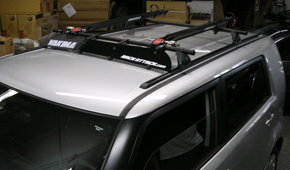 Scion Xb Roof Rack Guide Amp Photo Gallery