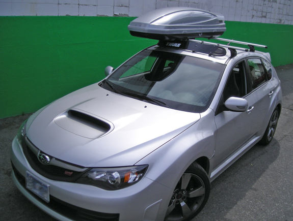 Subaru Impreza Wagon Roof Rack Guide Amp Photo Gallery