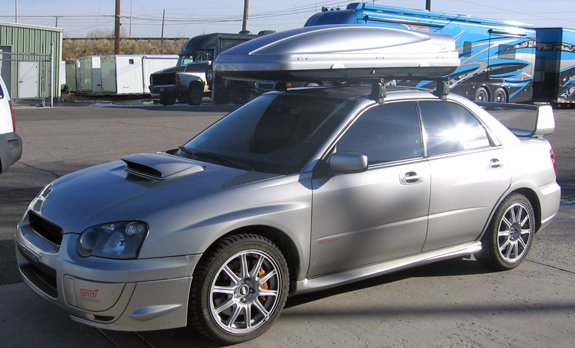 subaru impreza roof rack guide photo gallery. Black Bedroom Furniture Sets. Home Design Ideas