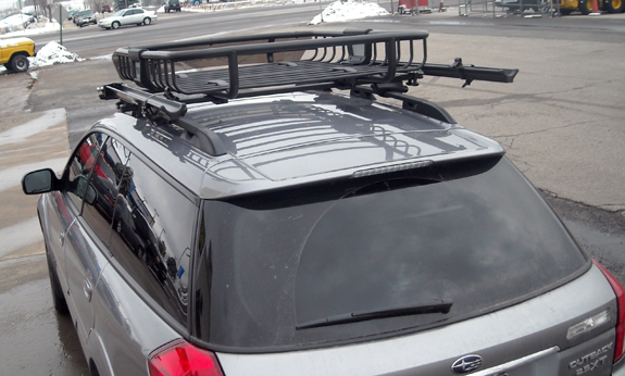 Subaru Outback Roof Rack Guide Amp Photo Gallery