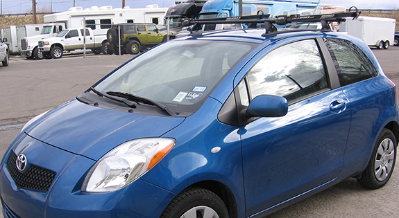 Toyota Yaris Roof Rack Guide Amp Photo Gallery