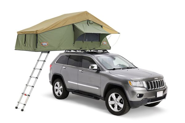 Tepui Explorer Series Autana 3 with Annex Olive Green