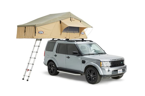 Tepui Explorer Series Autana 4 with Annex Tan