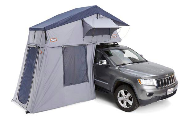 Tepui Ruggedized Series Autana 3 with Annex Haze Gray Roof Top Tent Alternate Image Thumbnail
